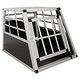 Sam`s Pet Aluminium Hundetransportbox Größe M