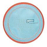 Chuckit! CU221301 Paraflight, Hundespielzeug, schwimmende Frisbee und Lenkrad, L