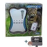 Girafus Katze Hund Tracker Ortung Peilsender Mini RF-Tracker pro-Track-Tor ideal für Katzen Haustiere Hunde//Ortung in Räumen möglich zB. Nachbarskeller–inkl. LADEGERÄT