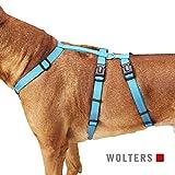 Wolters Geschirr Soft & Safe No Escape Gr.L 50-70cm aqua