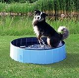 Trixie 39483 Hundepool, hellblau/blau