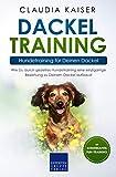 Dackel Training - Hundetraining für Deinen Dackel: Wie Du durch gezieltes Hundetraining eine einzigartige Beziehung zu Deinem Dackel aufbaust (Dackel Erziehung 2)