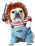Enetos Hundekostüm Neuheit lustig Haustiere Party Cosplay Bekleidung Haustier-Kleidung Geeignet für große und mittlere Welpen(L