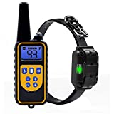YIMIJIA Anti-Bark-Gerät, Halsband für Hundetrainingsgeräte, Big Dog Barking Device Hundetraining-Gerät