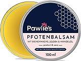 Pawlie's® Pfoten-Balsam für Hund & Katze - sanfte Heilung - Pfoten-Pflege - Pfoten-Schutz mit Bienenwachs & Jojobaöl - Pfötchen-Creme - Pfoten-Salbe
