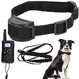 Voluxe Vibrationshalsband, Kontrolltraining LCD-Display-Trainingshalsband Weit verbreitetes Haustier-Trainingshalsband Einfache Verwendung für kleine mittelgroße Hunde
