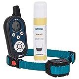 DOGTRACE Sprühhalsband Erziehungshalsband Spraytrainer für Hunde AQUA Spray D-900 Sprühtrainer