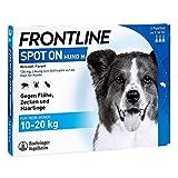 Frontline Spot on Hund M, 3 St