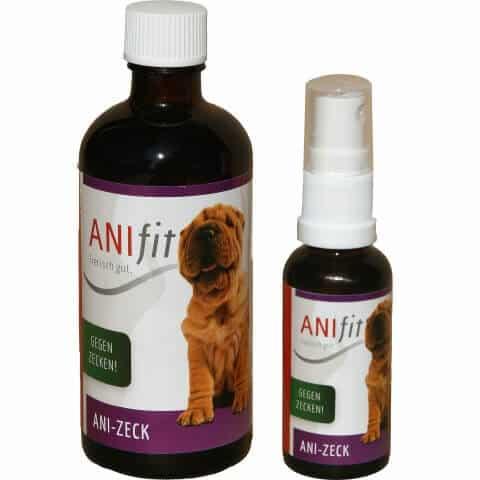 Der natürliche Zeckenschutz Ani-Zeck Spray