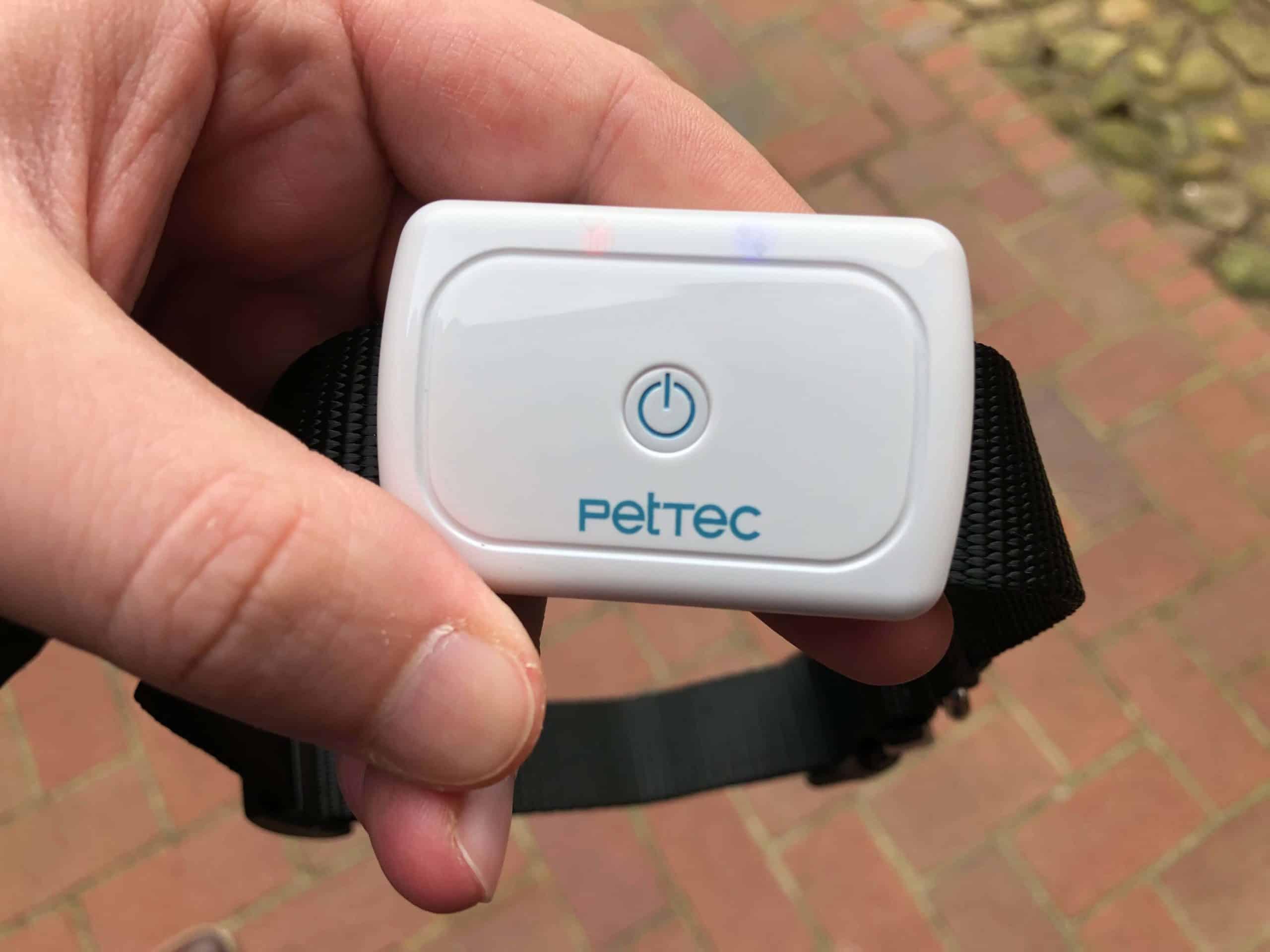 PetTec GPS Tracker in Betrieb nehmen