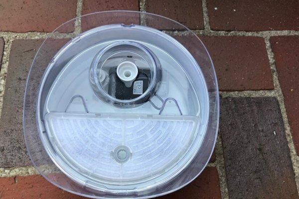 PetTec Pet Fountain Trinkbrunnen für Hunde im Praxistest_0561