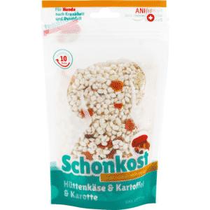 Anifit Schonkost für Hunde mit Hüttenkäse, Kartoffel und Karotte