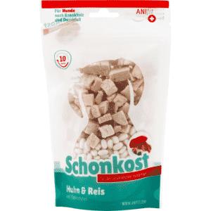 Anifit Schonkost für Hunde mit Huhn und Reis